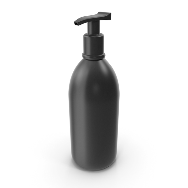Plastic Dispenser Bottle PNG & PSD Images