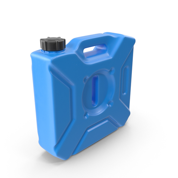 Plastic Jerry Can PNG & PSD Images
