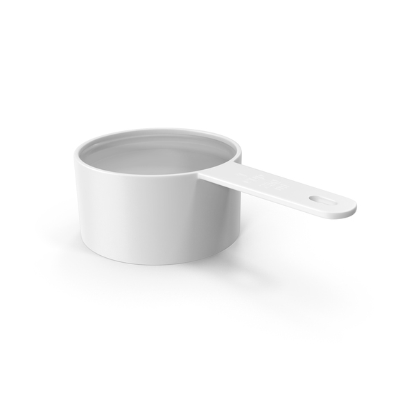 Plastic Measuring Cup Object