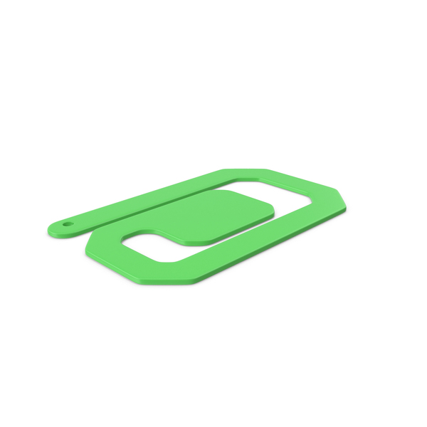 Plastic Paper Clips PNG & PSD Images