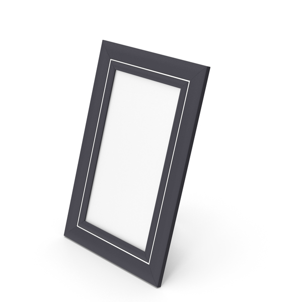 Plastic Photo Frame PNG & PSD Images