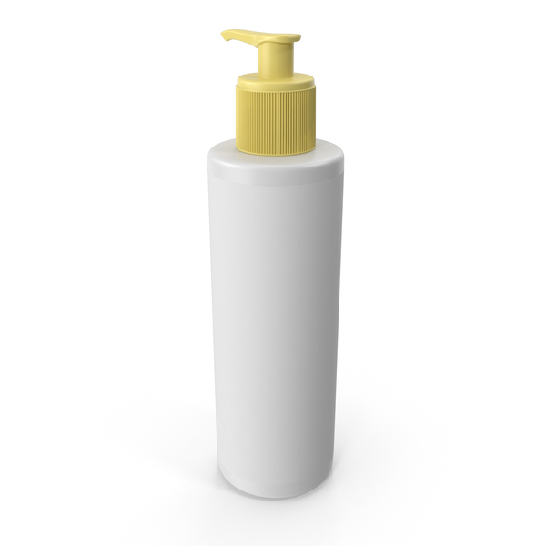 Plastic Pump Bottle PNG & PSD Images
