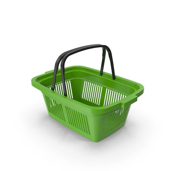 Cart: Plastic Shopping Basket PNG & PSD Images
