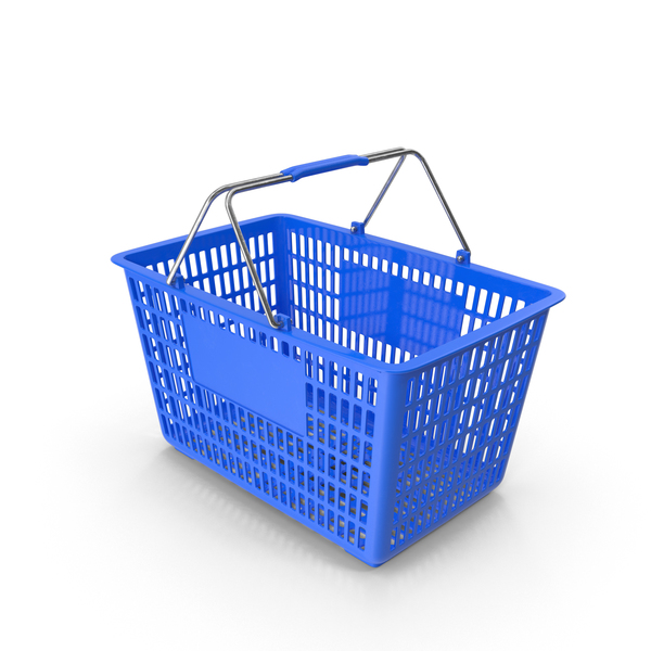 Plastic Shopping Crate PNG & PSD Images