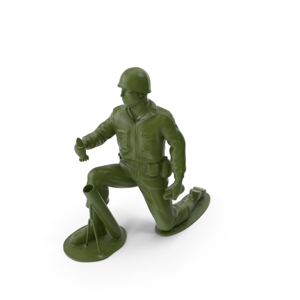 Plastic Soldier Object