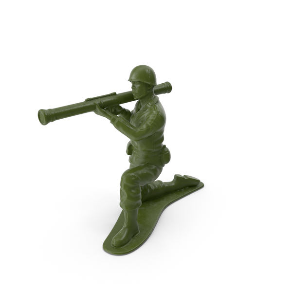 Plastic Soldiers Object
