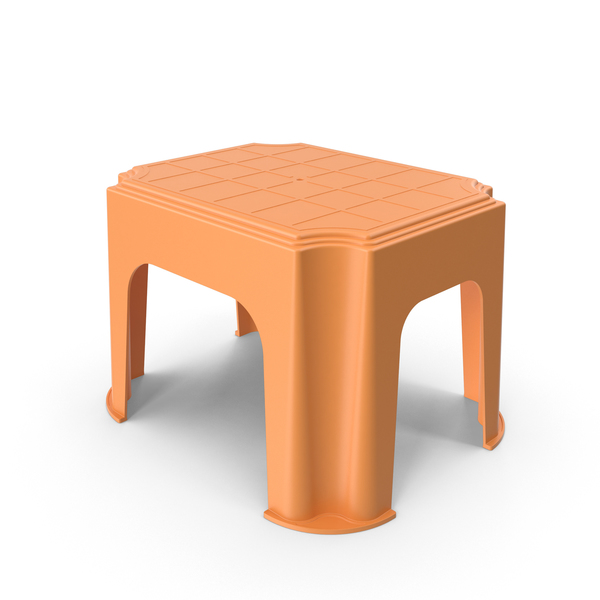 Plastic Stool PNG & PSD Images