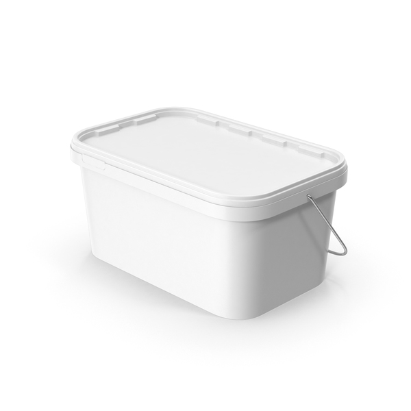 Plastic Tub PNG & PSD Images