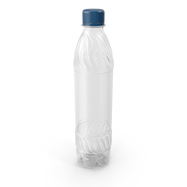 Plastic Water Bottle Object