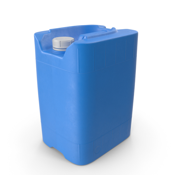 Potable Truck: Plastic Water Tank 5 Gal PNG & PSD Images