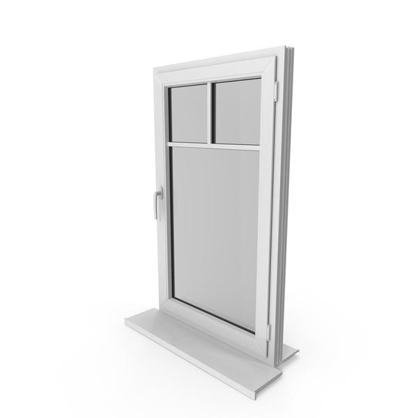 Plastic Window Object