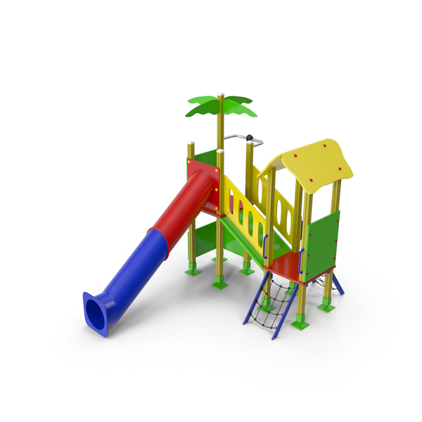 Playground Castle PNG & PSD Images