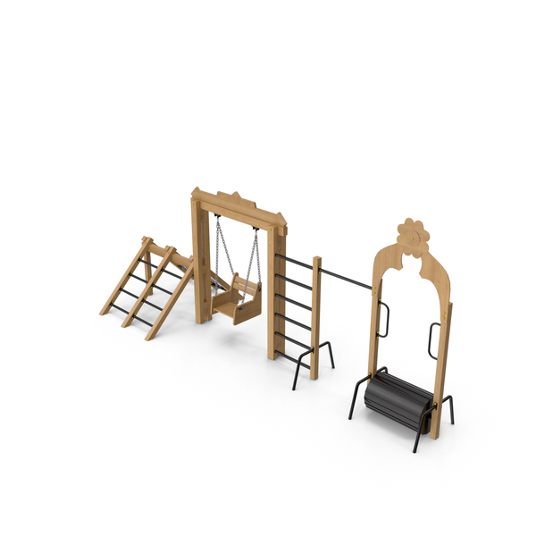 Playground Equipment PNG & PSD Images