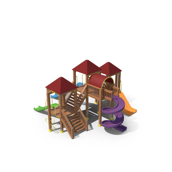 Playground Set PNG & PSD Images