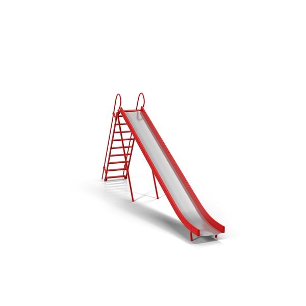 Playground Slide Object