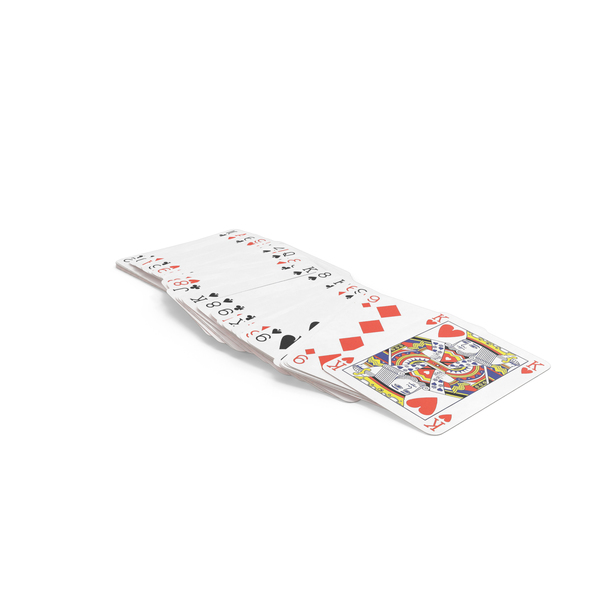 Playing Cards PNG & PSD Images