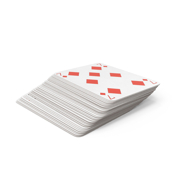 Playing Cards Object