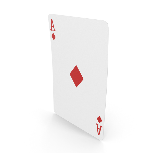 Playing Cards Ace of Diamonds PNG & PSD Images