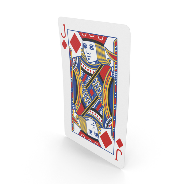 Playing Cards Jack of Diamonds PNG & PSD Images