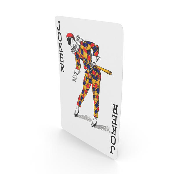 Playing Cards Joker PNG & PSD Images