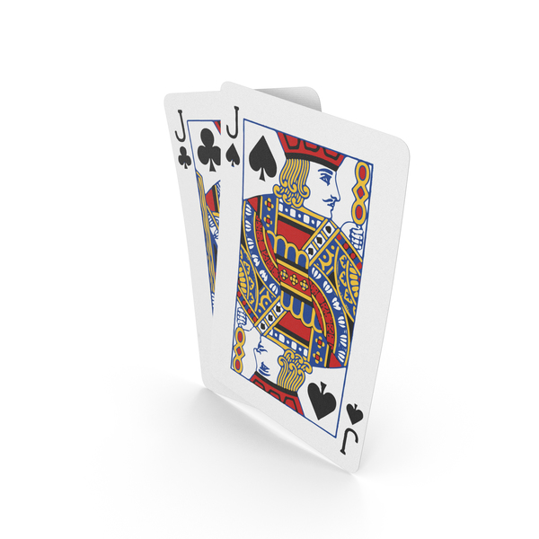 Playing Cards Pairs Jacks PNG & PSD Images