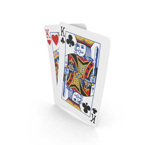 Playing Cards Pairs Kings PNG & PSD Images