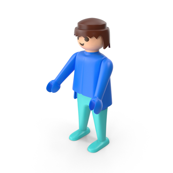 Playmobil Male PNG & PSD Images