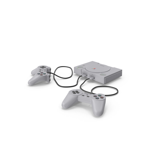 Playstation Classic PNG & PSD Images