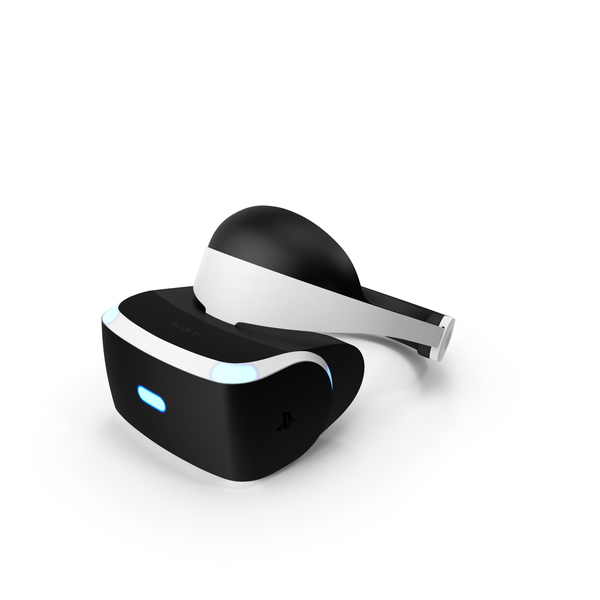 Virtual Reality Goggles: PlayStation VR PSVR PNG & PSD Images
