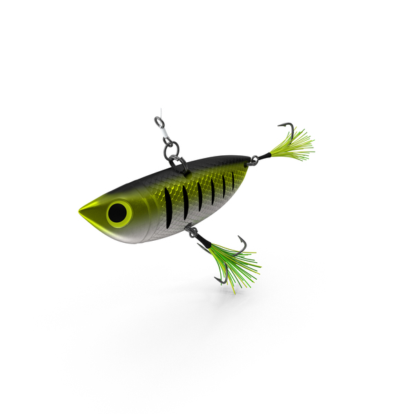 Fishing: Plug Lure PNG & PSD Images