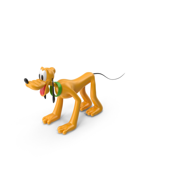 Cartoon Dog: Pluto Toy PNG & PSD Images