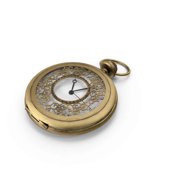 Pocket Watch Object
