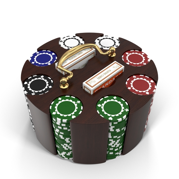 Poker Chip Carousel Object