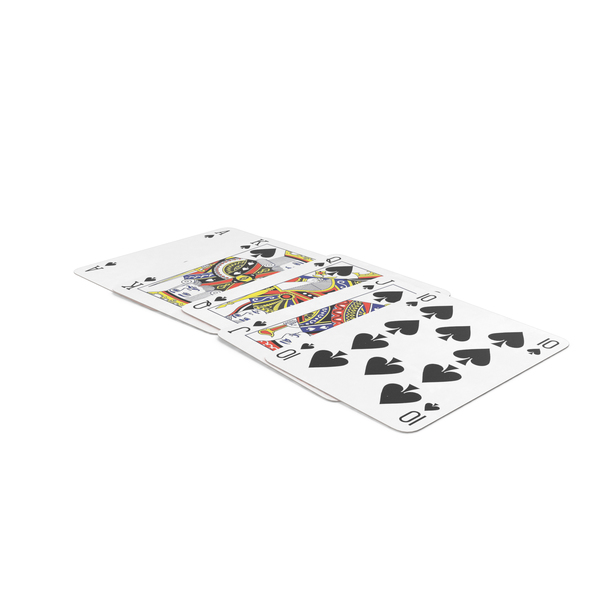 Poker Hand Straight Flush PNG & PSD Images