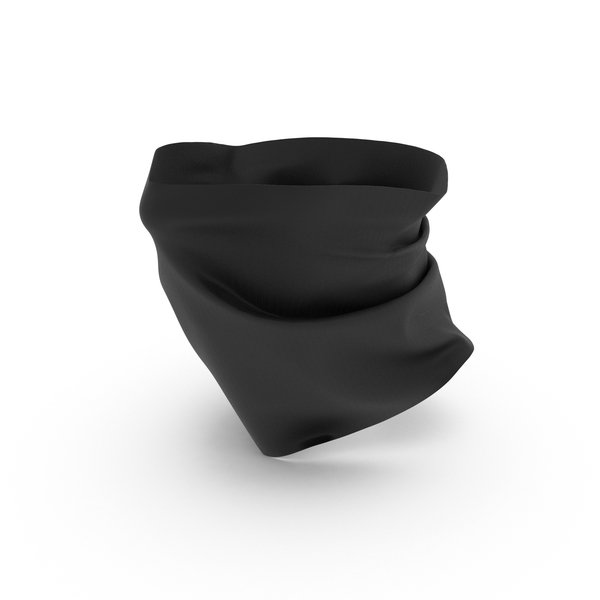 Police Neck Gaiter PNG & PSD Images
