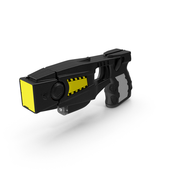 Stun: Police Taser Gun PNG & PSD Images