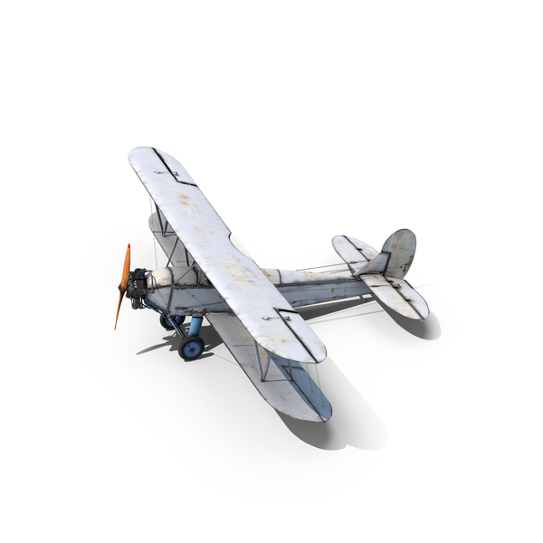 Polikarpov Po-2 Biplane Object