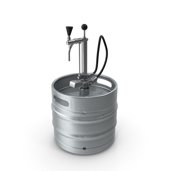 Pony Beer Keg Object
