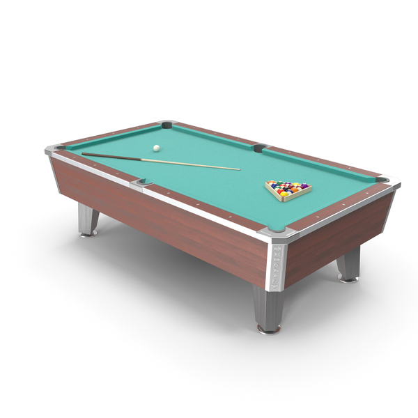 Pool Table PNG & PSD Images