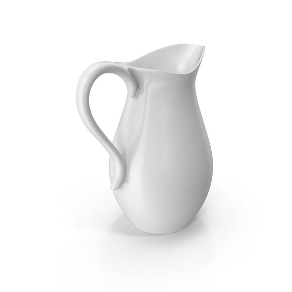Porcelain Carafe PNG & PSD Images