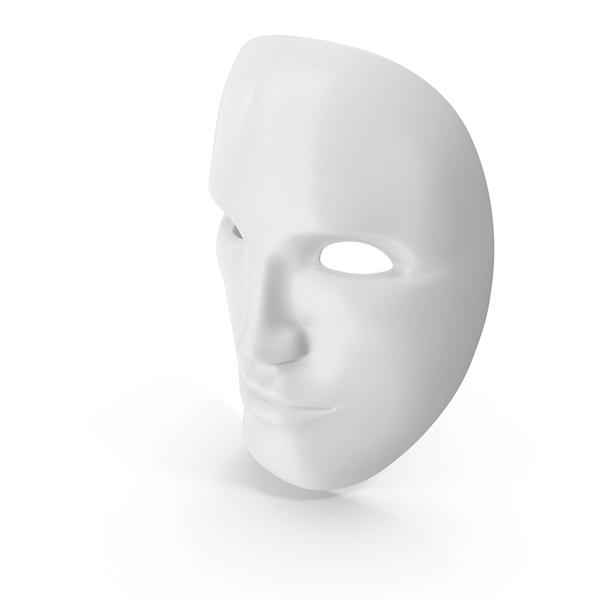 Porcelain Mask PNG & PSD Images