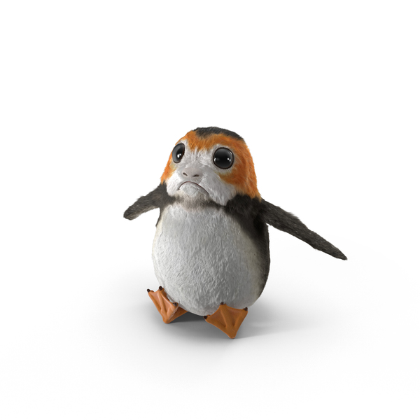 Fantasy And Fictional: Porg Object
