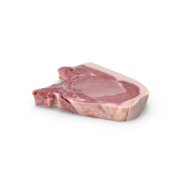 Pork Chop Raw PNG & PSD Images