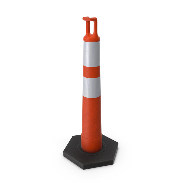 Portable Bollards Old PNG & PSD Images