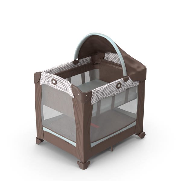 Portable Crib PNG & PSD Images