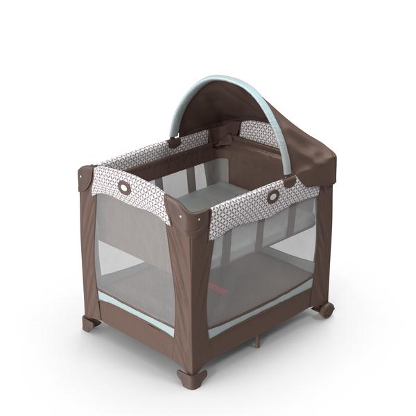 Portable Crib Object