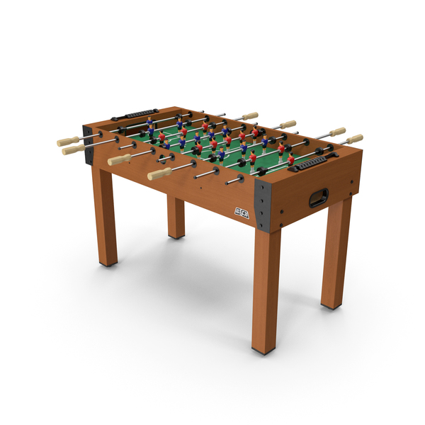Portable Mini Foosball Table PNG & PSD Images