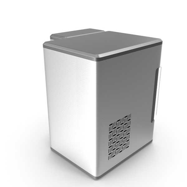 Portable Nugget Ice Maker Machine PNG & PSD Images