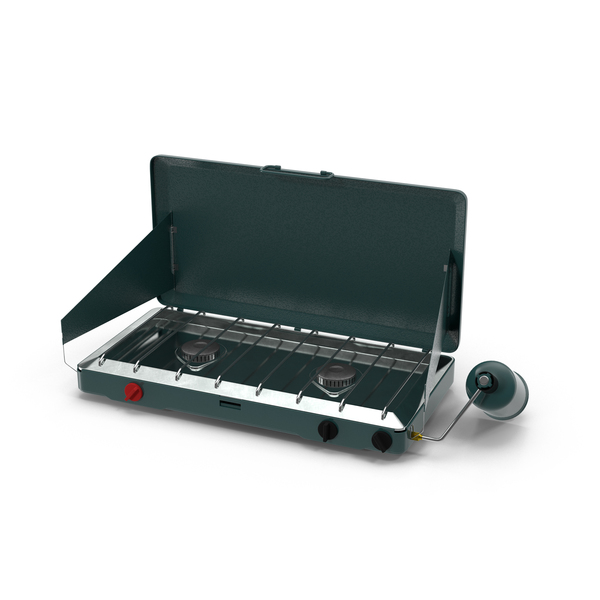 Portable Propane Stove Object