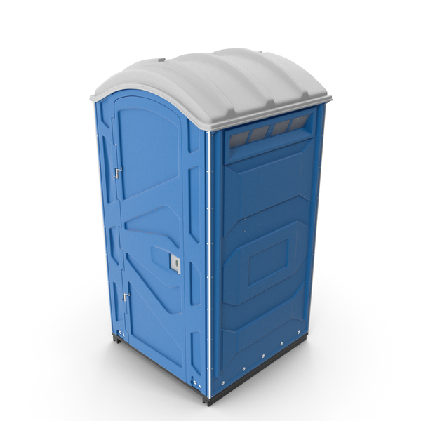 Portable Restroom PNG & PSD Images